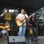 1.ročník nadačního festivalu Valdecký háj 10. září 2011