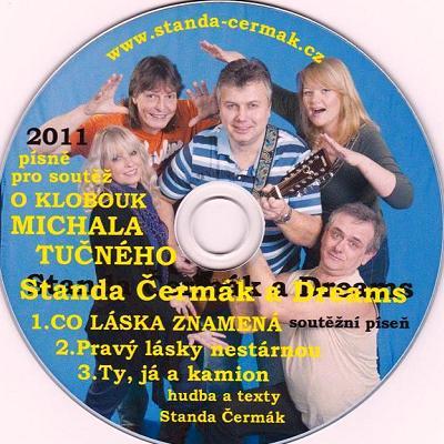 CD pro soutěž O klobouk Michal Tučného