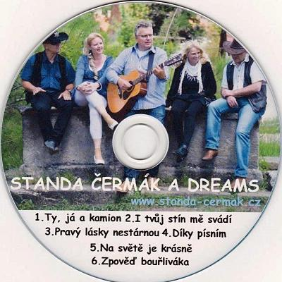 CD Standa Čermák a Dreams