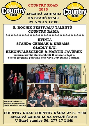 Country Road 2015