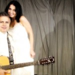 Focení s Johankou Joy Hosnedlovou-Hubičkovou pro Svatební salon Kleinod 25. října 2015