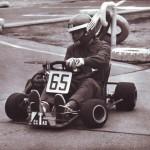 jeden ze závodů v roce 1985