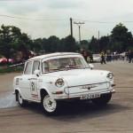 Rallye Vltava 2002  2.místo ve třídě