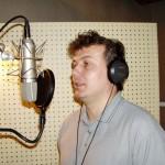 z natáčení CD