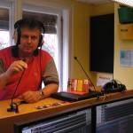 rozhovor v Country rádiu