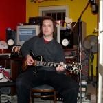 Honza Marek alias Máček - díky za Tvou kytaru v mých písničkách
