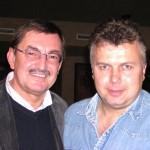 přátelské setkání s vynikajícím skladatelem Zdeňkem BARTÁKEM