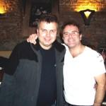 s kamarádem Jakubem SMOLÍKEM