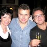 s Lenkou KOPECKOU a Jakubem SMOLÍKEM
